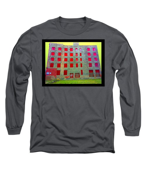 Rooms With No View Long Sleeve T-Shirt