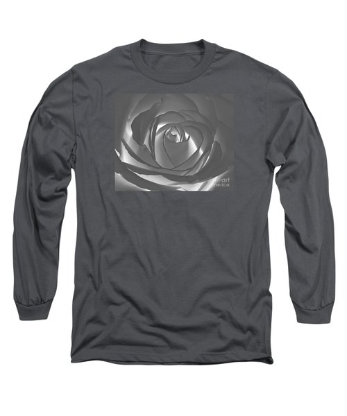 Long Sleeve T-Shirt featuring the photograph Rose by Geraldine DeBoer