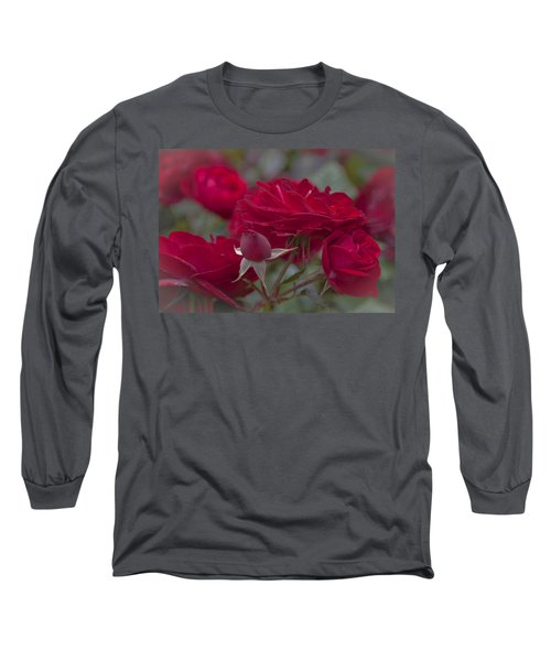 Roses And Roses Long Sleeve T-Shirt