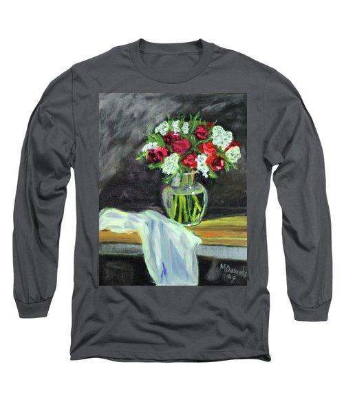 Roses For Mother's Day Long Sleeve T-Shirt
