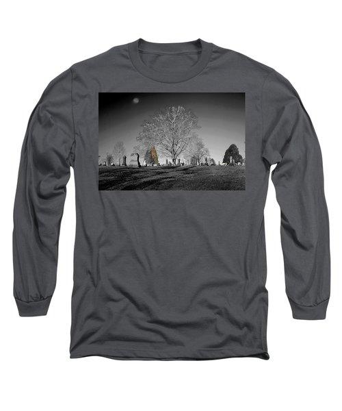 Roseville Cemetary Long Sleeve T-Shirt