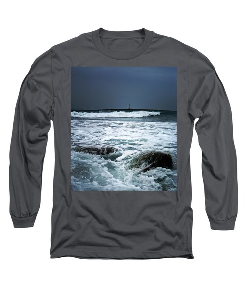 Coastal Storm Long Sleeve T-Shirt