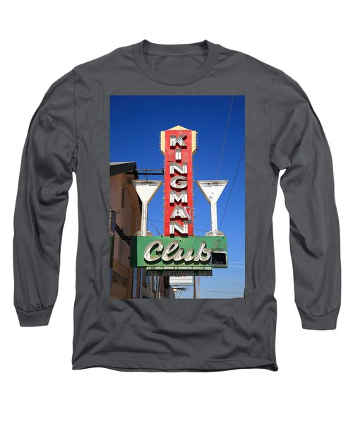 Route 66 - Kingman Club Long Sleeve T-Shirt