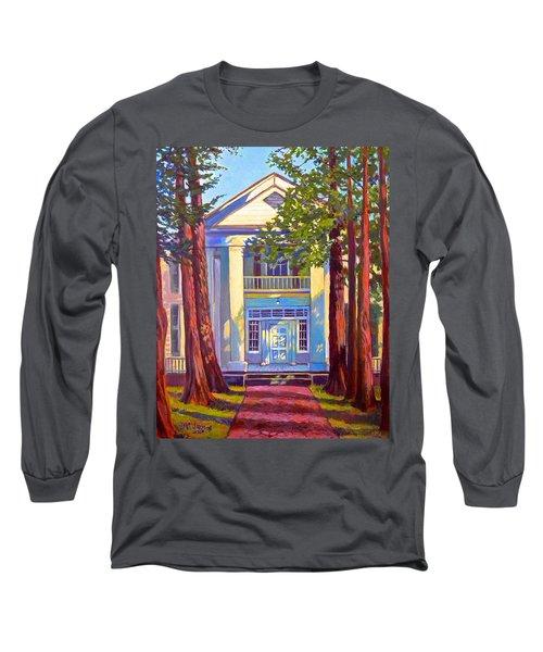 Rowan Oak Long Sleeve T-Shirt by Jeanette Jarmon