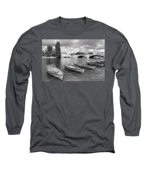 Rowing Boats Long Sleeve T-Shirt