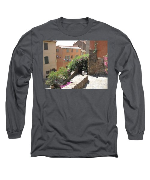 Rue De La Rose Long Sleeve T-Shirt