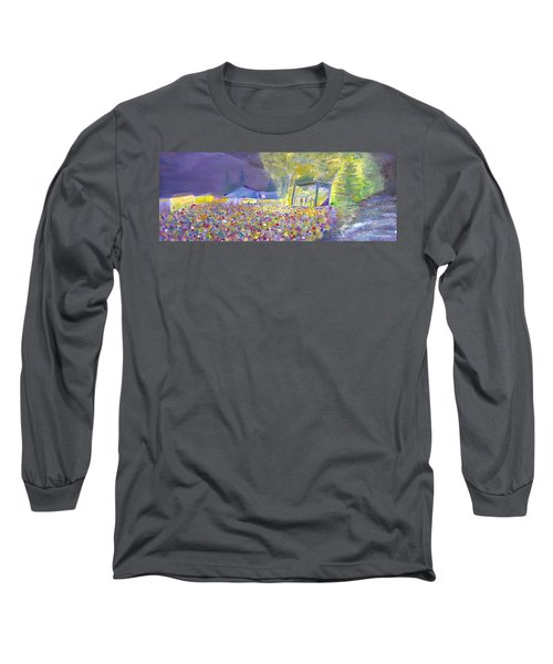 Head For The Hills At The Mish 2011 Long Sleeve T-Shirt