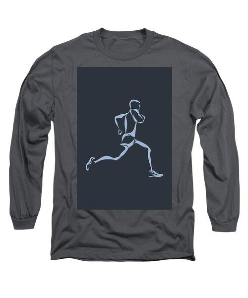 Running Runner12 Long Sleeve T-Shirt