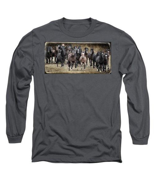 Running Wild Long Sleeve T-Shirt