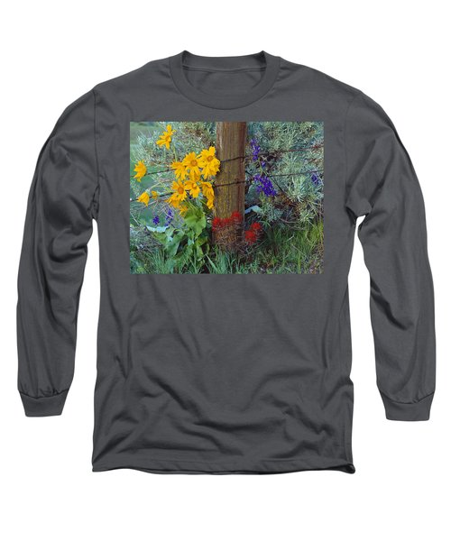 Rural Spring Long Sleeve T-Shirt