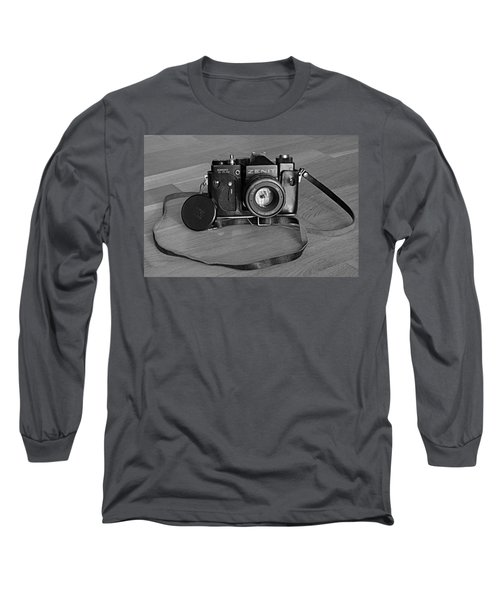 Russian Tank Long Sleeve T-Shirt