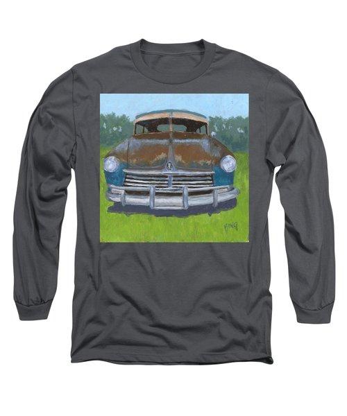 Rusty Hudson Long Sleeve T-Shirt