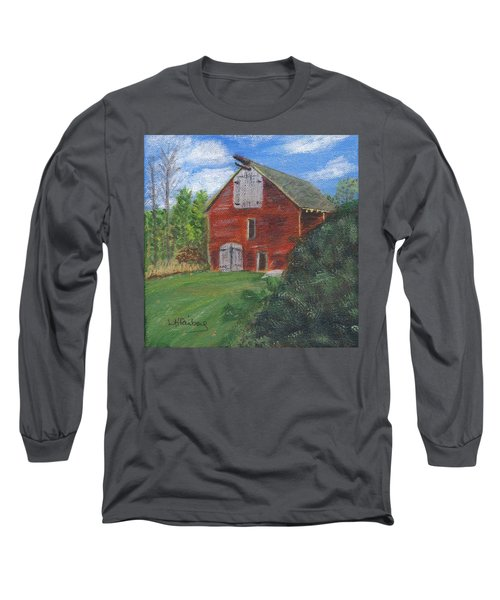 Ruth's Barn Long Sleeve T-Shirt