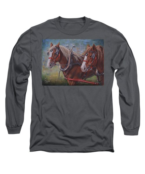 Rye And Whiskey Long Sleeve T-Shirt