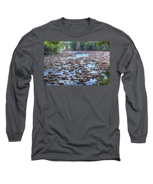 Sacandaga River Long Sleeve T-Shirt