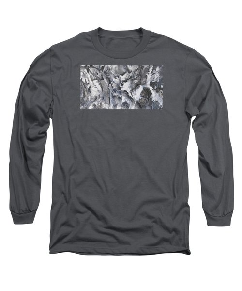 sac be III Long Sleeve T-Shirt by Angel Ortiz