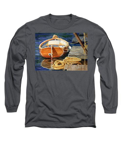 Safe Mooring Long Sleeve T-Shirt