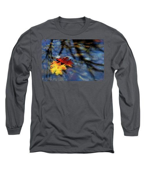Safe Passage Long Sleeve T-Shirt by Chuck Mountain