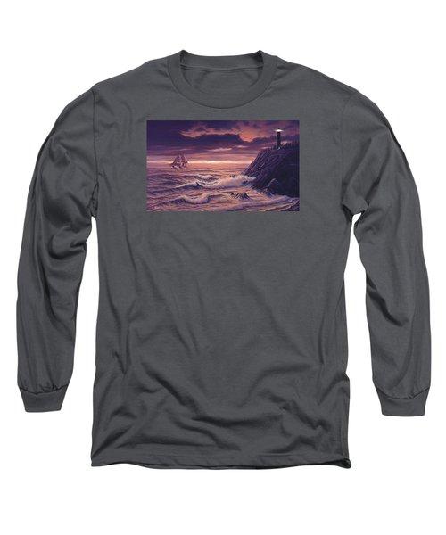 Safe Passage Long Sleeve T-Shirt