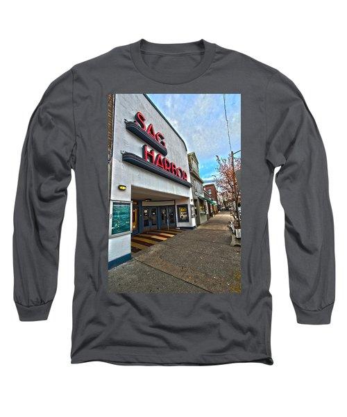 Sag Harbor Theater Long Sleeve T-Shirt