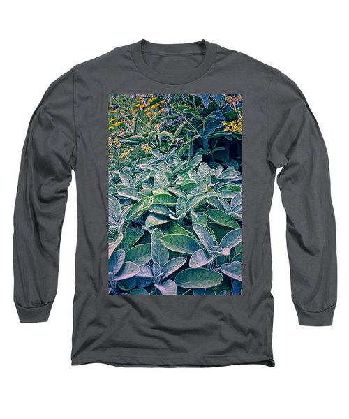 Sage In The Garden Long Sleeve T-Shirt