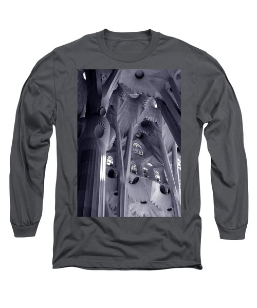 Sagrada Familia Vault Long Sleeve T-Shirt
