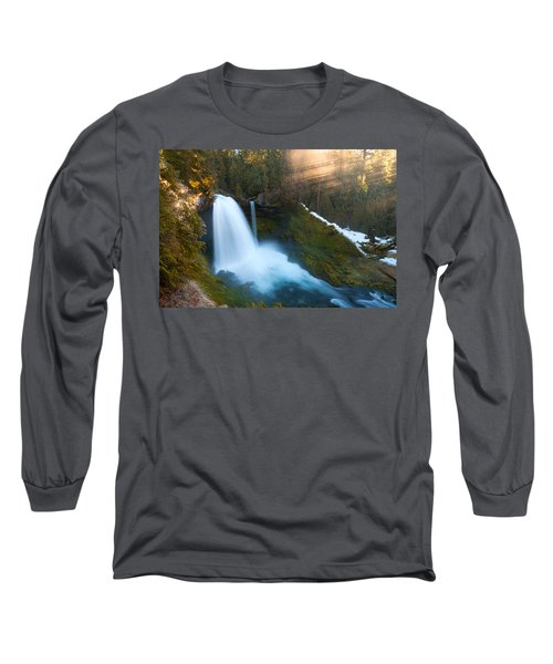 Sahalie Falls Long Sleeve T-Shirt