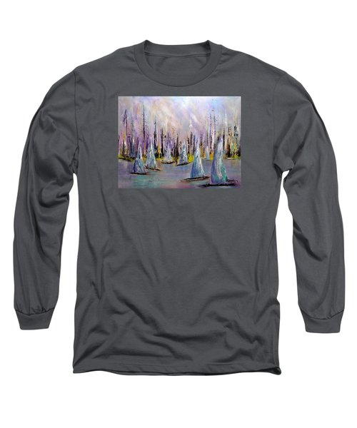 Sail II Long Sleeve T-Shirt