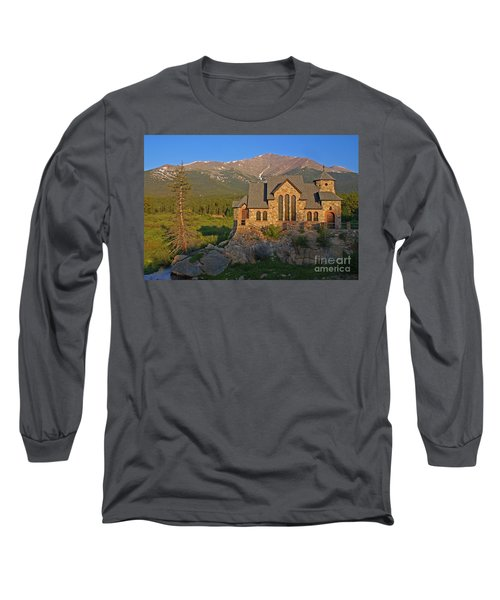 Saint Malo Chapel Long Sleeve T-Shirt