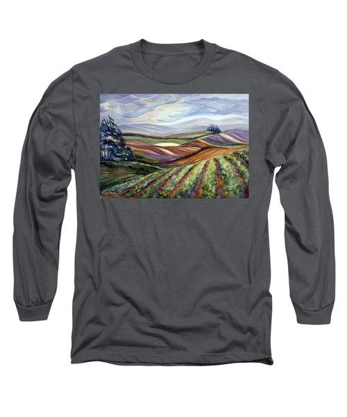 Salinas Tapestry Long Sleeve T-Shirt