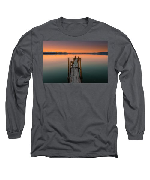 Salton Sea Dock Long Sleeve T-Shirt