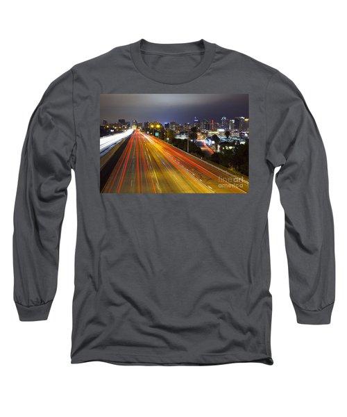 San Diego Skyline Long Sleeve T-Shirt