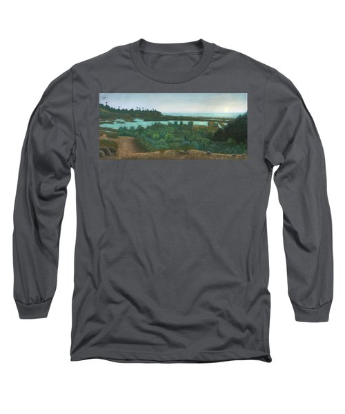 San Elijo Lagoon Long Sleeve T-Shirt