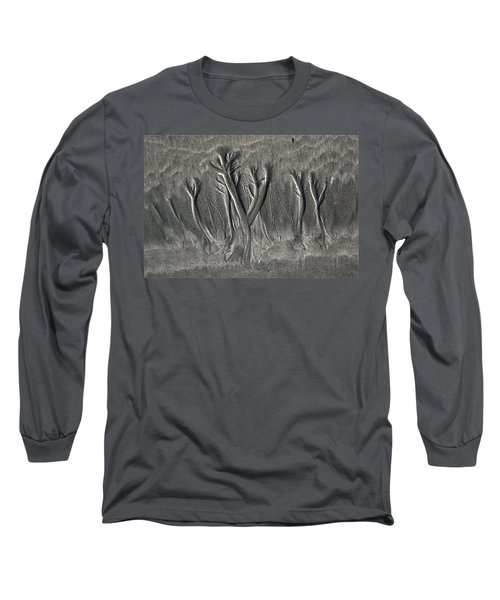 Sand Trees Long Sleeve T-Shirt