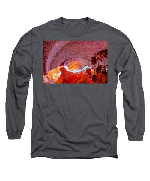 Sandstone Chasm Long Sleeve T-Shirt