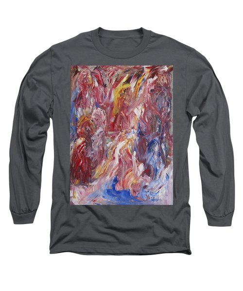 Sanguis Chorea Long Sleeve T-Shirt