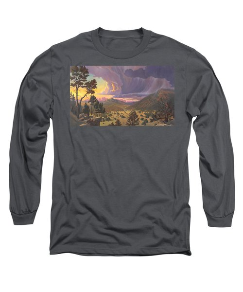 Santa Fe Baldy Long Sleeve T-Shirt