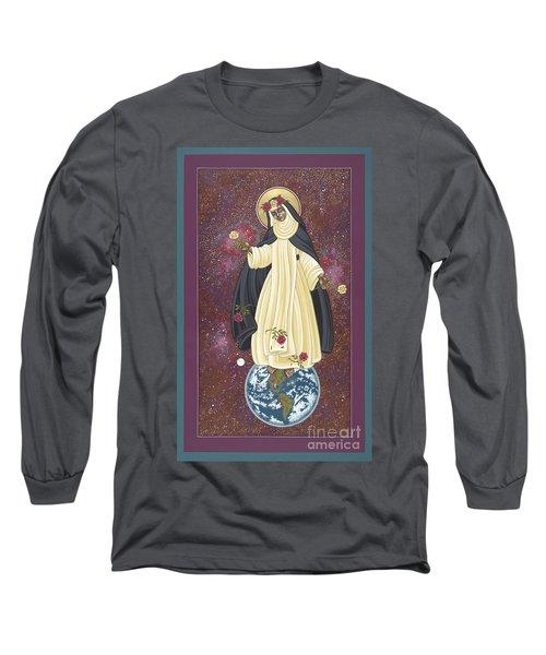 Santa Rosa Patroness Of The Americas 166 Long Sleeve T-Shirt