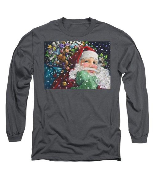 Santa's Toys Long Sleeve T-Shirt