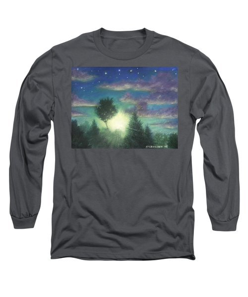 Santee Sunset 03 Long Sleeve T-Shirt