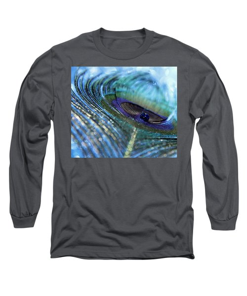 Saphire Blues Long Sleeve T-Shirt
