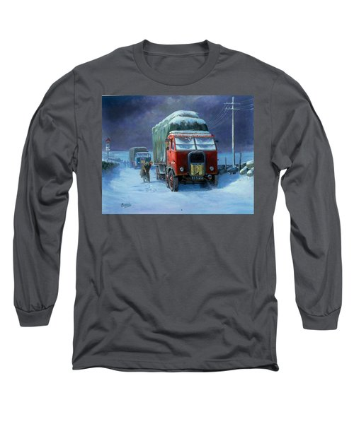 Scammell R8 Long Sleeve T-Shirt