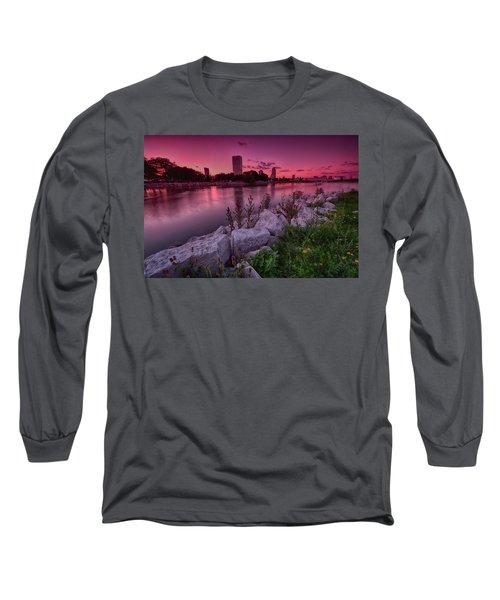 Scenic Sunset Long Sleeve T-Shirt