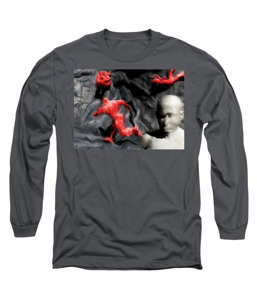 Schizophrenic Lucidity Long Sleeve T-Shirt
