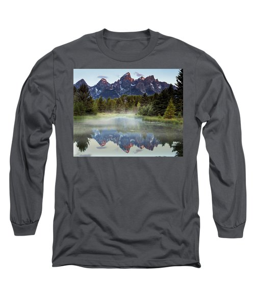 Schwabacher Landing Long Sleeve T-Shirt