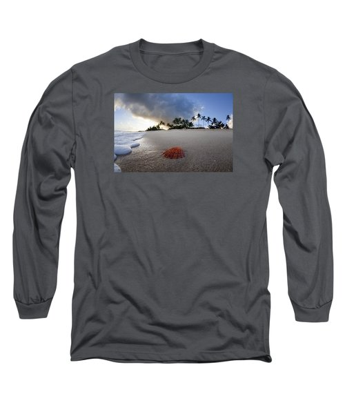 Sea Shell Sunrise Long Sleeve T-Shirt