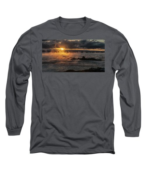 Sea Smoke Sunrise Long Sleeve T-Shirt