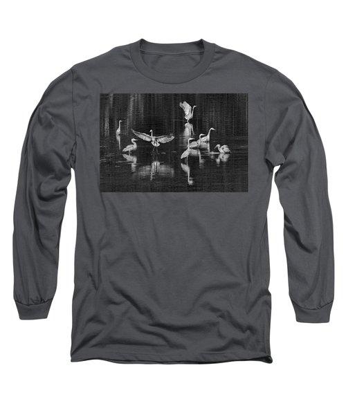 Seabeck Herons Long Sleeve T-Shirt