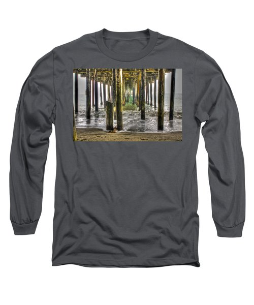 Seacliff Pier Long Sleeve T-Shirt