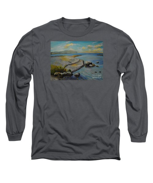 Seascape From Hamina 1 Long Sleeve T-Shirt